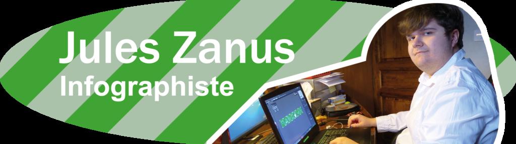 Jules ZANUS infographiste Le Grand Lemps Isère